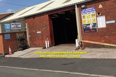 ANA Garage And MOT Services